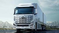 Hyundai XCIENT Fuel Cell, první těžké nákladní auto na vodík míří do Evropy - anotační foto