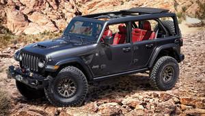 Jeep představil Wrangler Rubicon 392 Concept. Jeho mohutná V8 nabízí výkon přes 450 koní - anotační obrázek