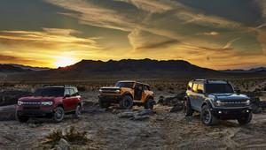 Nový Ford Bronco oficiálně představen - anotační obrázek