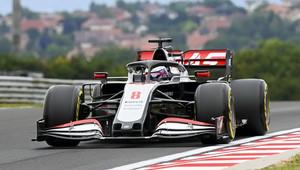 Grosjeanův konec v F1? Steinerovi kvůli jeho neustálým stížnostem na auto dochází trpělivost - anotační obrázek