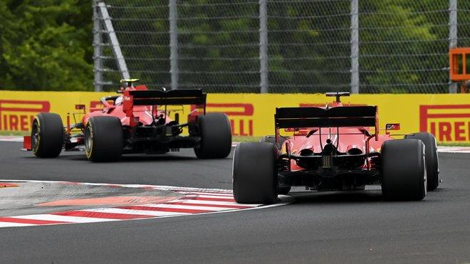 Ferrari letos schází výkon tam, v Belgii na body nedosáhlo