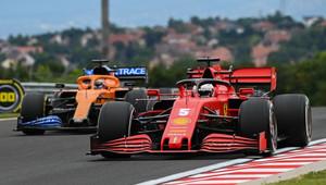 Ferrari se podle McLarenu ještě může zapojit do boje o 3. místo v šampionátu - anotační obrázek