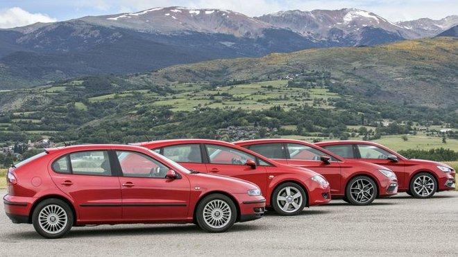 Každá ze čtyř generací modelu Seat Leon předběhla svou dobu, přestože si vůz zachoval během více než 20leté historie stejnou DNA