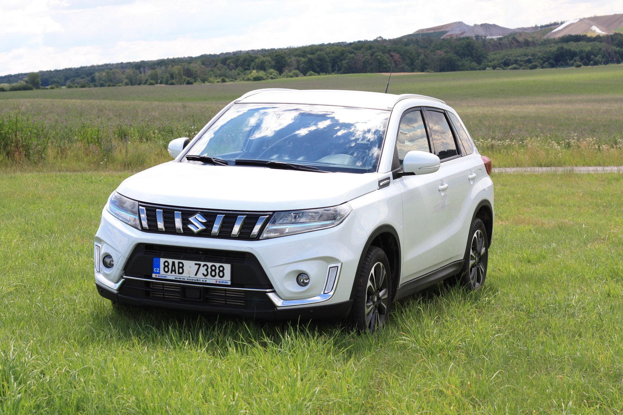 Suzuki Vitara Mild Hibrid
