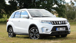 Suzuki Vitara Mild Hybrid