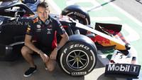 Alexander Albon by se rád vrátil k závodění v F1