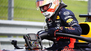 Red Bull bude uklidňovat Verstappena, chápu frustraci, říká Horner - anotační obrázek