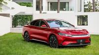 BYD přiváží do Evropy svůj prémiový sedan Han EV, z 0 na 100 km/h umí za 3,9 s - anotační foto