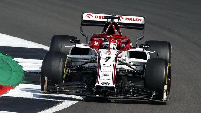 Kimi Räikkönen absolvoval na závodních tratích F1 přes 83 000 závodních kilometrů