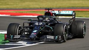 Odpoledne byl nejrychlejší Hamilton, Bottas ztrácí - anotační obrázek