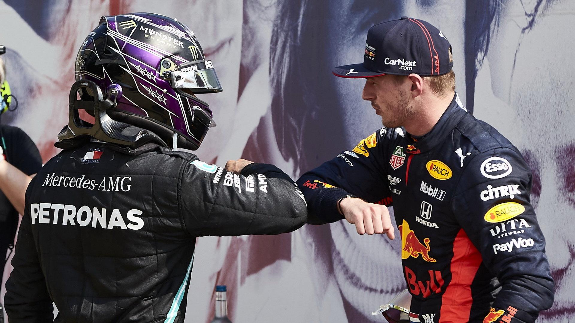Max by Lewise Hamiltona dokázal ve stejném voze porazit, nepochybuje Jos Verstappen
