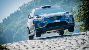 Pech s Uhlem vyhráli Valašskou Rallye - anotační obrázek
