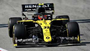 Šéf Renaultu nepovažuje výsledky Ocona za 'katastrofu,' Alonsův přínos na simulátoru oceňován - anotační obrázek