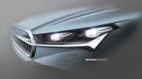 Škoda Enyaq iV nedostane světla známé z prodávaných modelů, ale zcela nově navržené