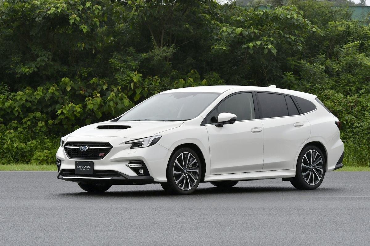 Subaru představilo na autosalonu v Tokiu novou generaci kombi Levorg