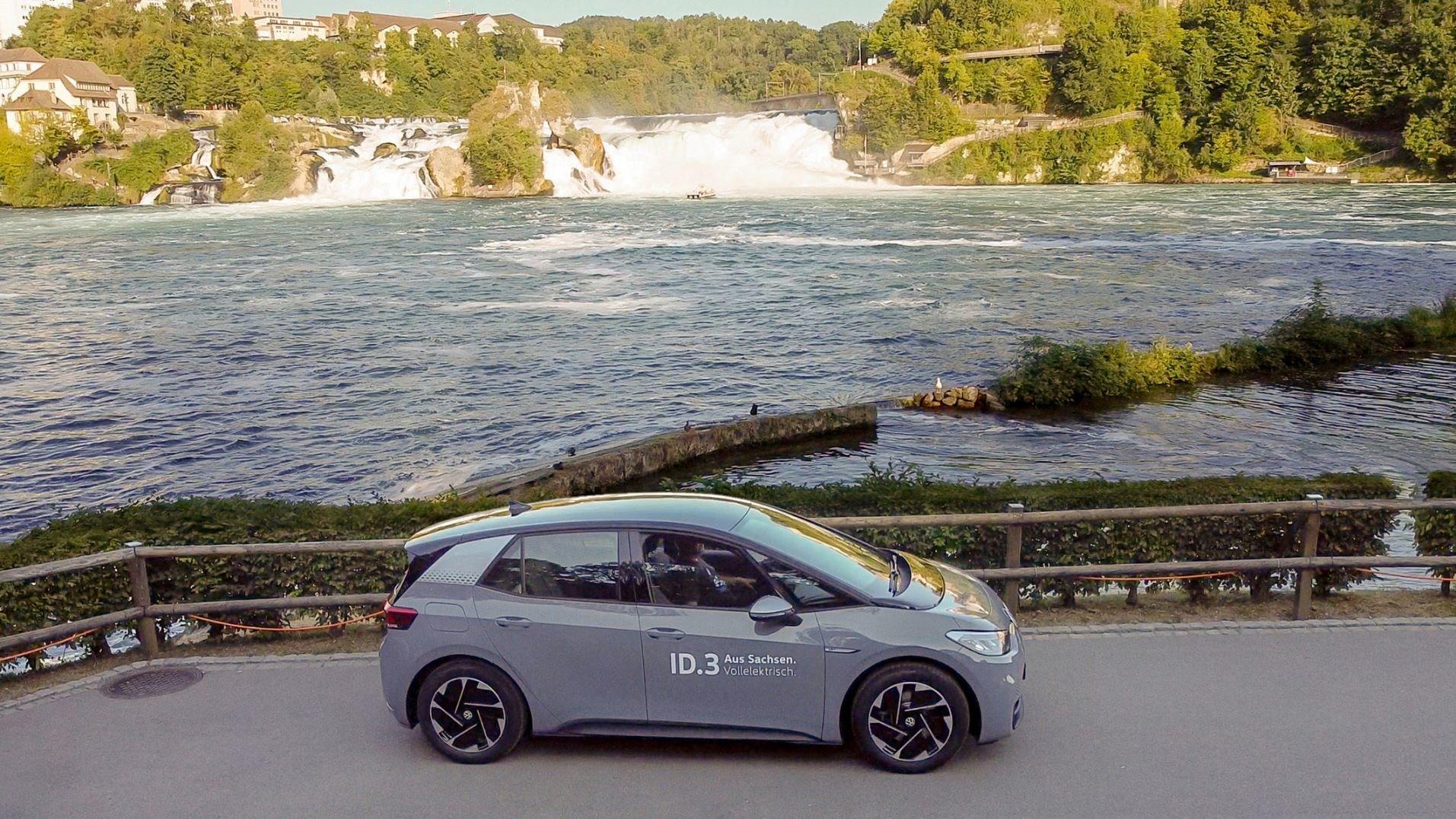 Volkswagen ID.3 stanovil rekord v dojezdu. Na jedno nabití překonal vzdálenost 531 km
