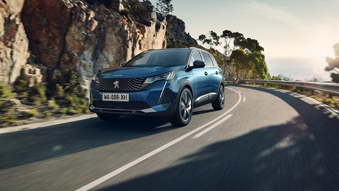 Peugeot představil své nové SUV 5008, na evropský trh dorazí na konci roku 2020