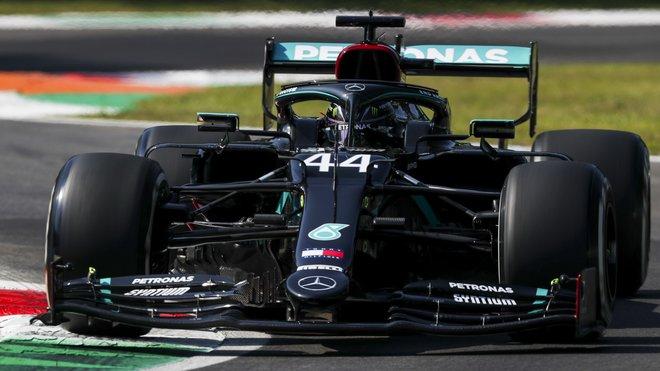 Lewis Hamilton si vyjel 95. pole-position (ilustrační foto)