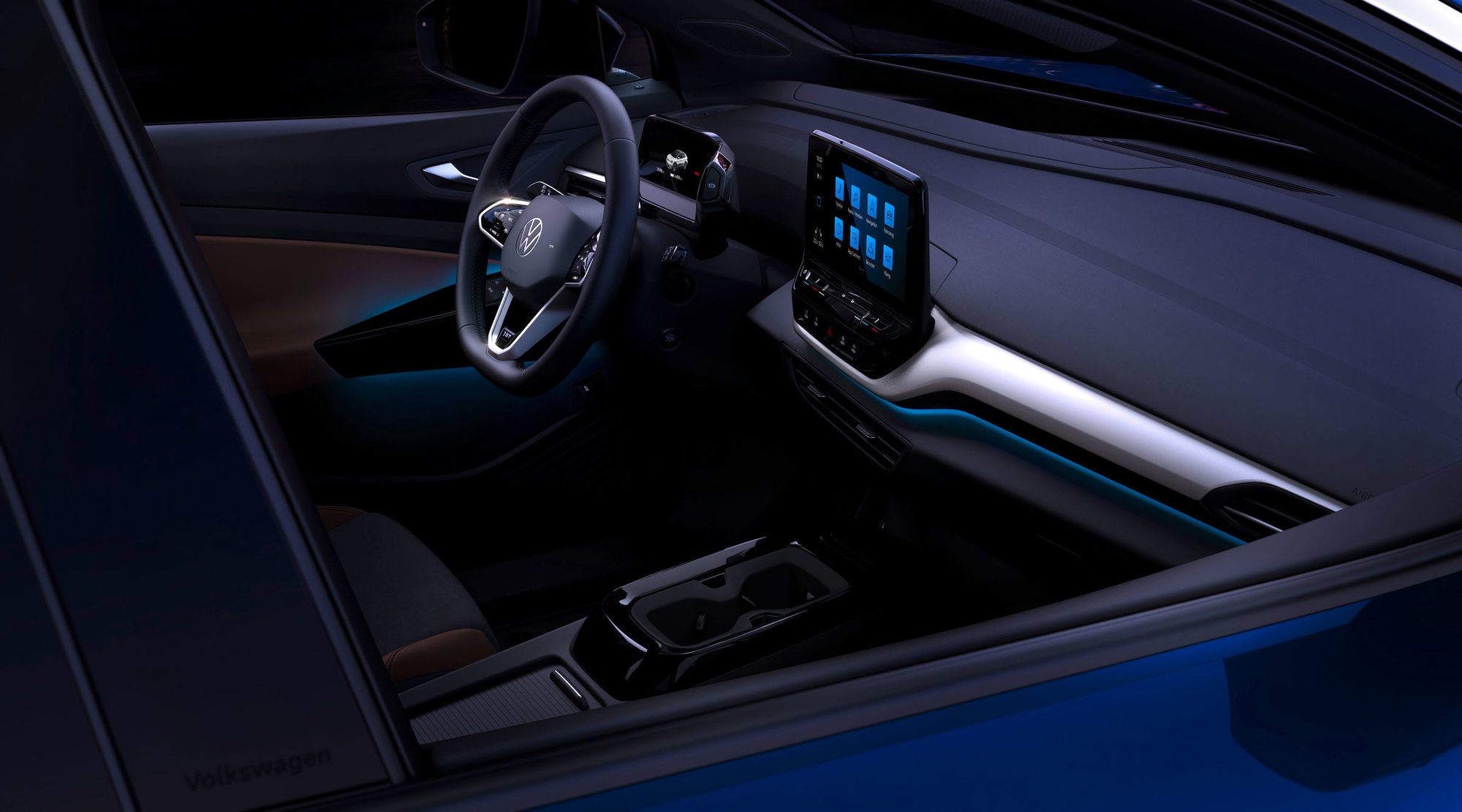Volkswagen prozradil podrobnosti o interiéru připravovaného SUV ID.4