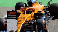 Carlos Sainz po úspěšném závodě v Monze