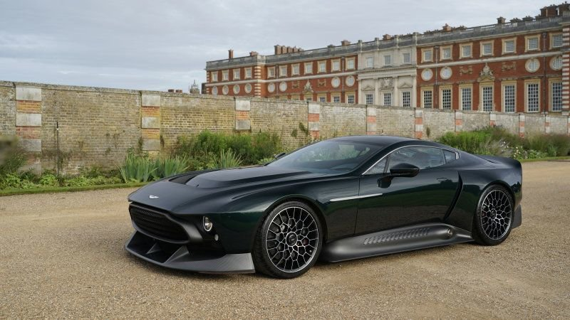 Aston Martin Victor By Q