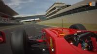 Marc Gené s Ferrari v Mugellu