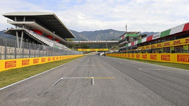 Závod v Mugellu inspiroval Christiana Hornera k zajímavé myšlence
