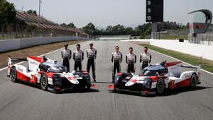 Toyota bude usilovat o hattrick v závodě 24 hodin Le Mans