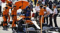 Carlos Sainz před závodem v Toskánsku