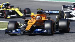 Nejlepší sektory patřily Mercedesům a McLarenu, na rovinkách nejrychlejší Ocon s Renaultem - anotační obrázek