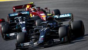 Odpoledne nejrychlejší Bottas, Red Bull se trápí - anotační obrázek