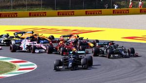 Nejrychlejší kolo předvedl Bottas, Russell čtvrtý, vozy s motory Ferrari ve druhé polovině - anotační obrázek