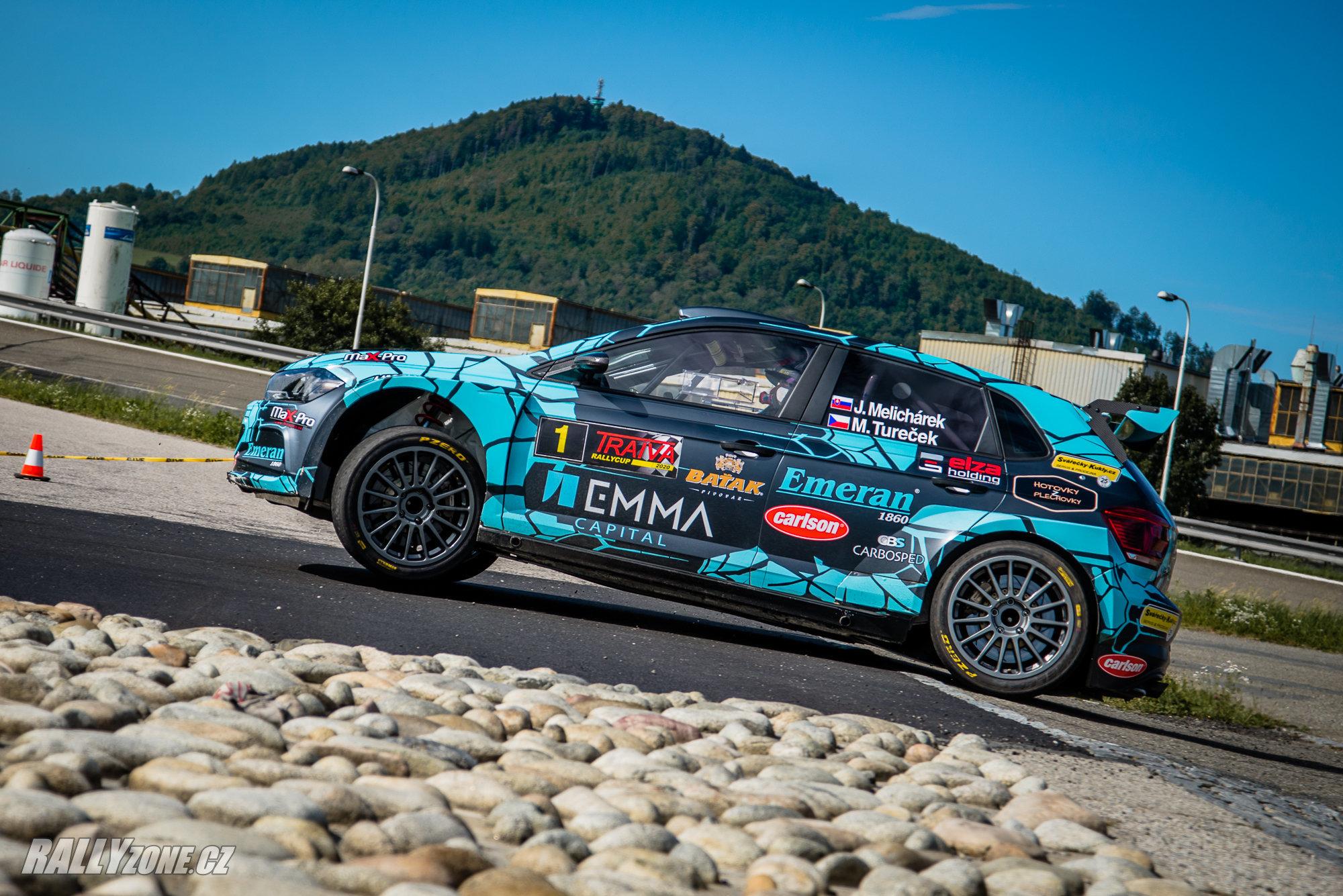 Traiva RallyCup - září