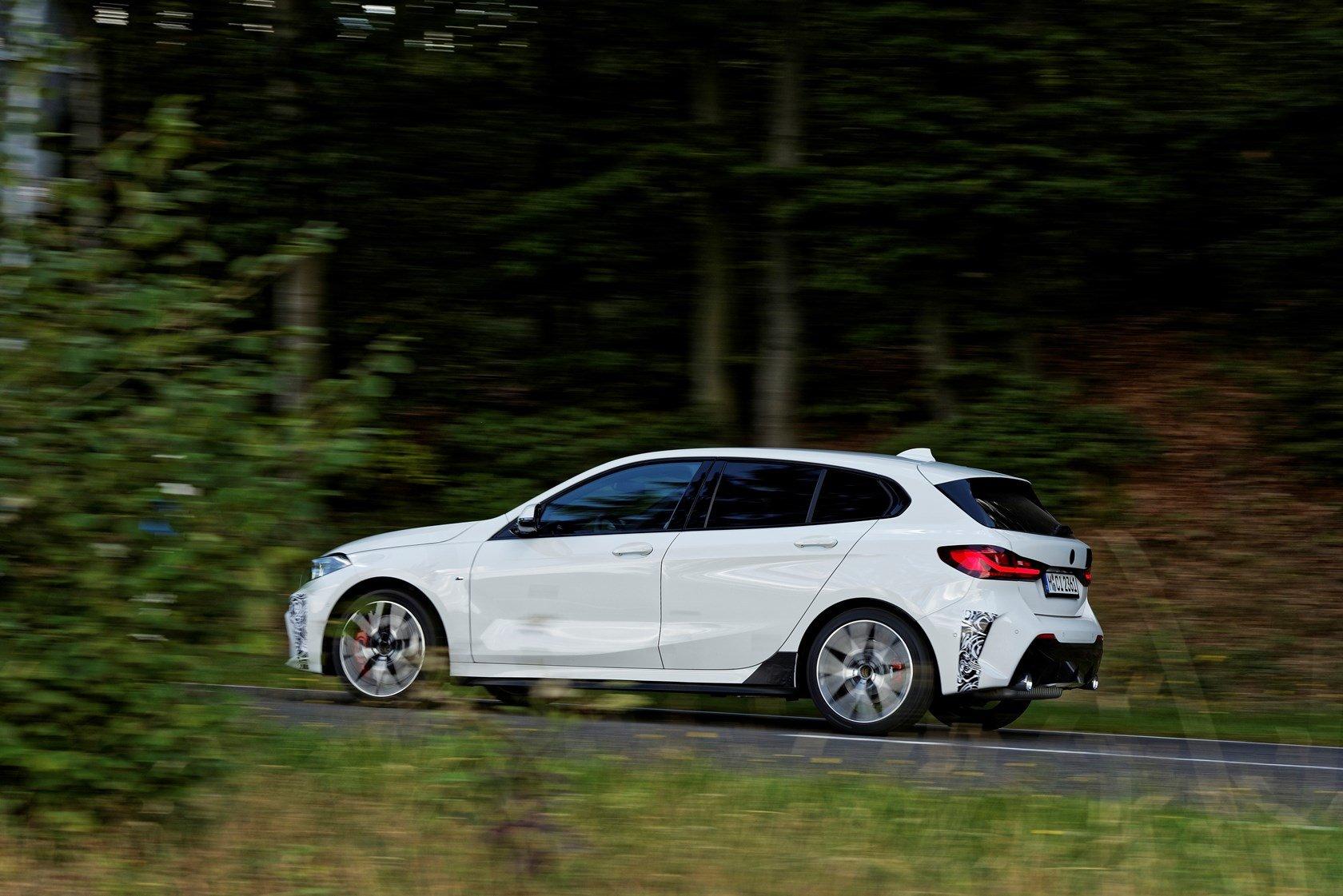 """Ostré testy nového kompaktního sportovního BMW 128ti v """"Zeleném pekle"""" - anotační obrázek"""