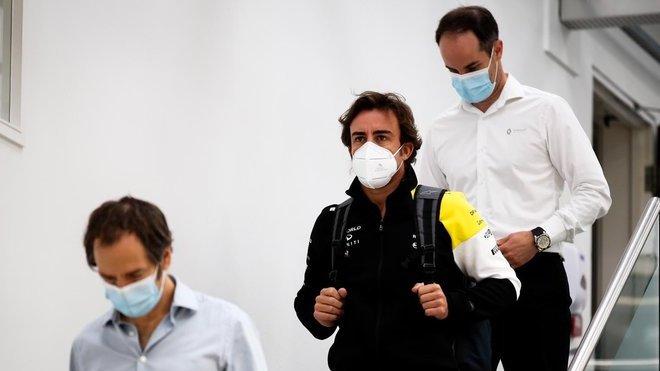 Fernando Alonso je zpět