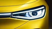 Pozoruhodný a nezaměnitelný: Přední světlomet systému IQ.Light ve výbavě Volkswagenu ID.4 - anotační foto
