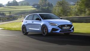 Nový Hyundai i30 N přichází s řadou vylepšení pro maximální potěšení z jízdy - anotační obrázek