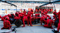 Sebastian Vettel v závodě v Soči