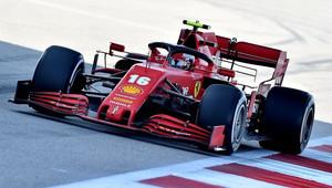 Nové díly nestojí za lepším výkonem Ferrari v Rusku, připouští Binotto - anotační obrázek