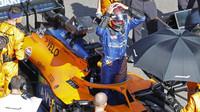 Carlos Sainz před závodem v Soči