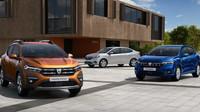Dacia představila Nové Sandero,  Nové Sandero Stepway a  Nový Logan - anotační foto
