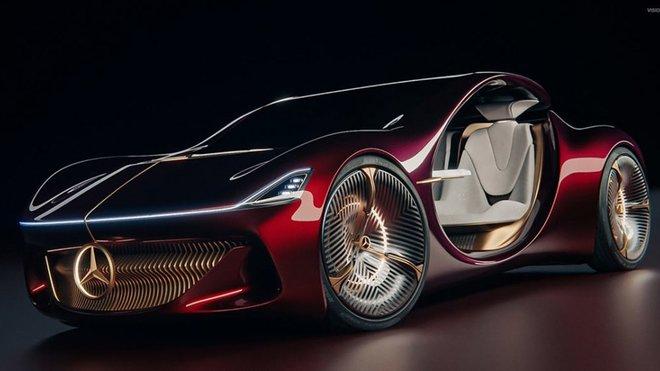 Mercedes-Benz Vision Duet