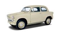 Suzulight SS z roku 1955 bylo prvním sériovým automobilem značky Suzuki