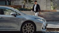 David Matásek jezdí s hybridní Toyotou, ale nedočkavě vyhlíží model Mirai