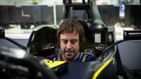 """Alonso se zúčastní """"testu mladíků"""" v Abú Zabí, dostává povolení od FIA - anotační foto"""