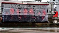 Na Nürburgringu panuje nevlídné počasí