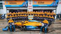 Jak si stojí McLaren? Šéf týmu Seidl je realistický - anotační obrázek