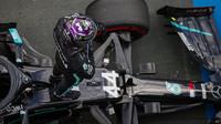 Lewis Hamilton po úspěšném závodu na Nürburgringu