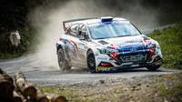 Ondřej Bisaha slaví obhajobu triumfu FIA European Rally Trophy - anotační obrázek