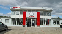 Toyota otevřela nový showroom v Mostě